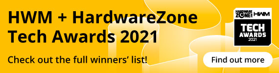 Check out all the winners of HWM + HWZ Tech Awards 2021